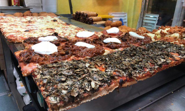 foggia pizza al taglio