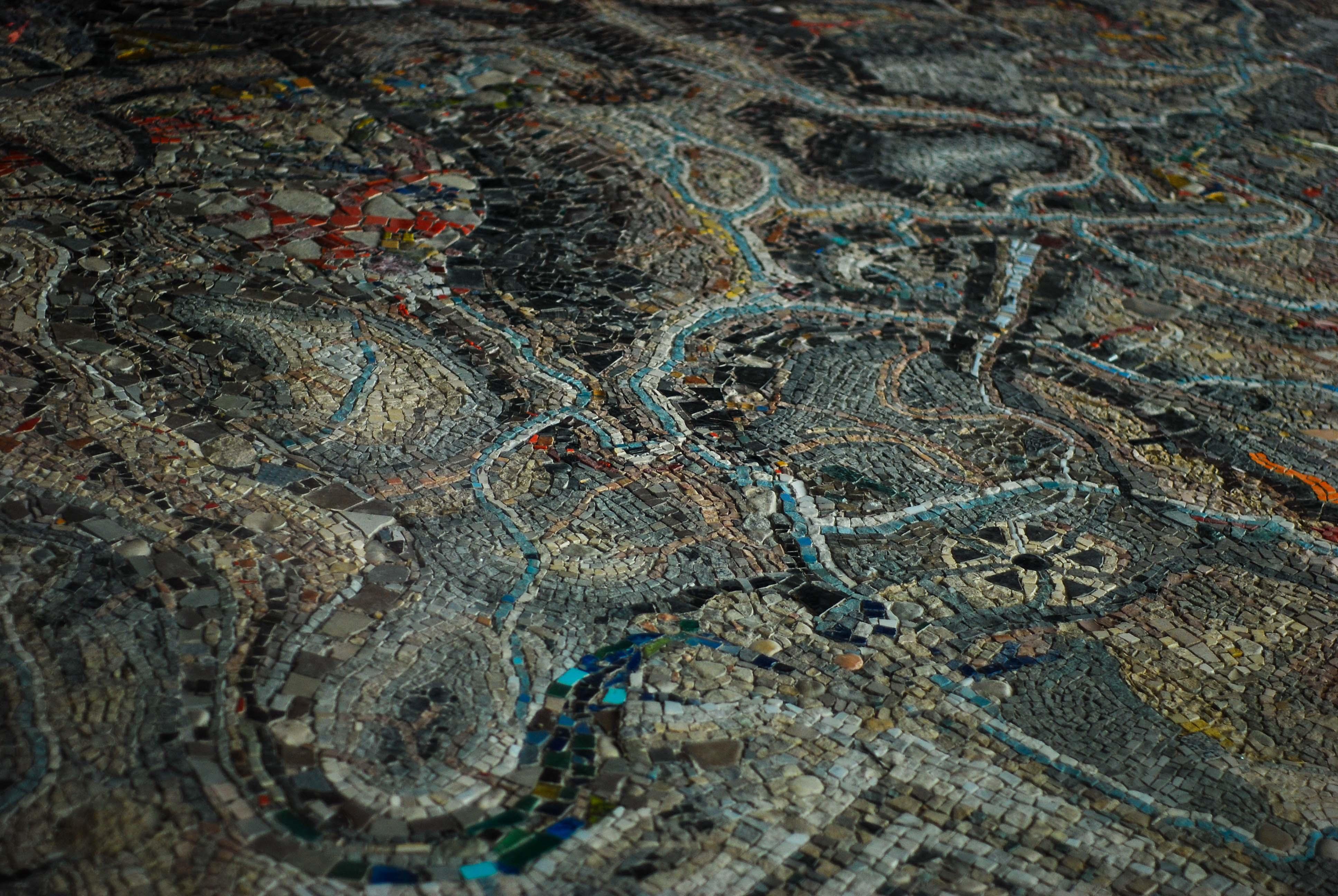 mosaikos troia