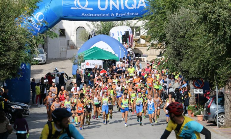 ischitella run