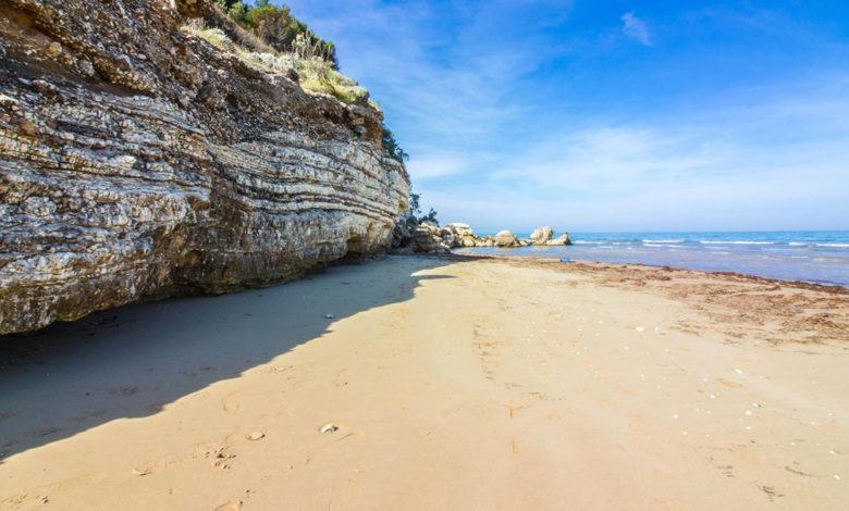spiaggia calenella