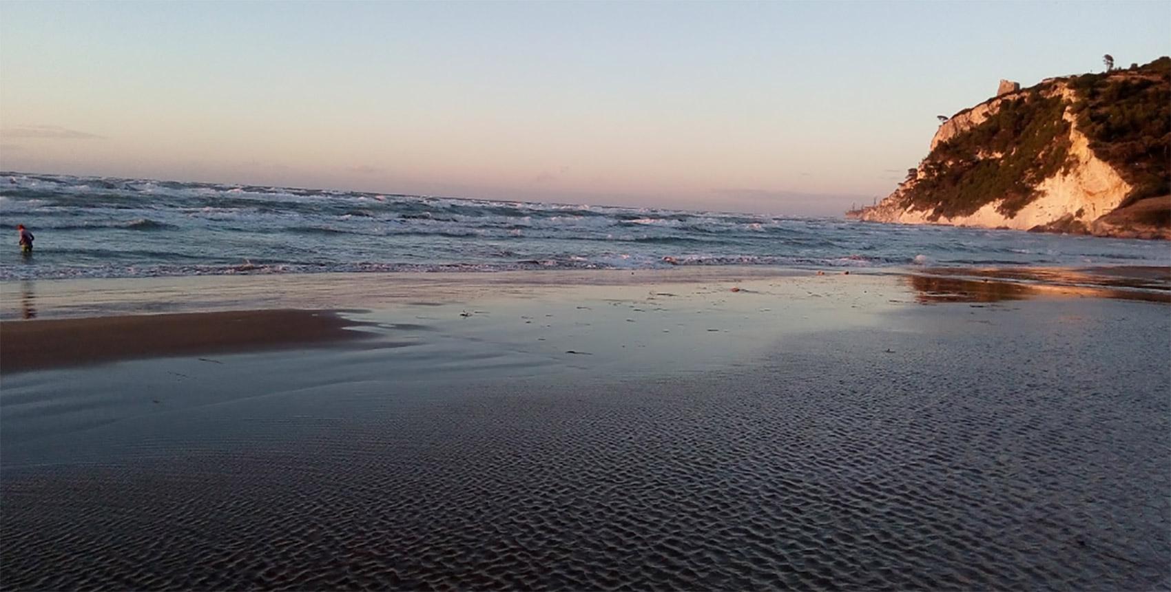 Spiaggia di calenelle