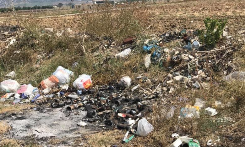 apricena rifiuti