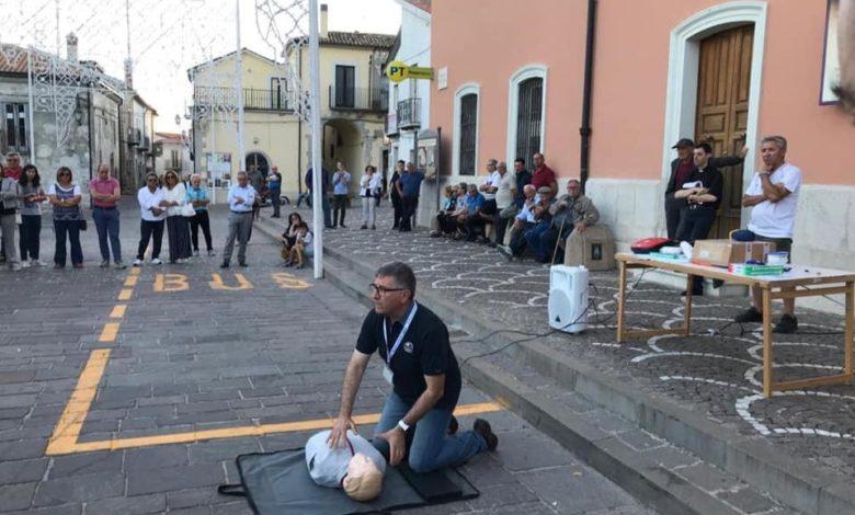 monteleone defibrillatore