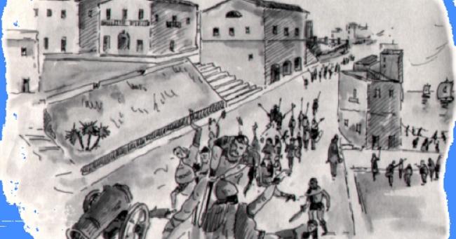 turchi a manfredonia