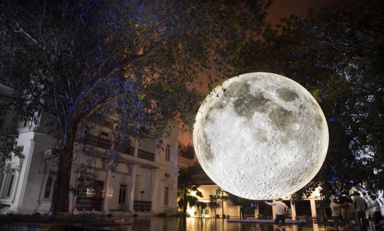 vieste luna in miniatura museum of the moon