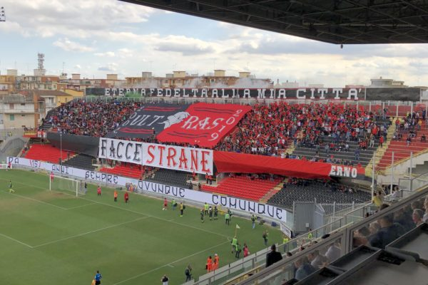 Foggia Taranto risultato finale