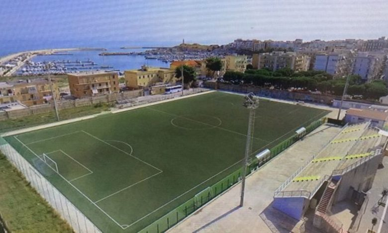 Campo sportivo Vieste