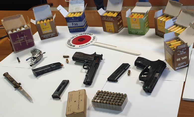 foggia-arresto-detenzione-armi