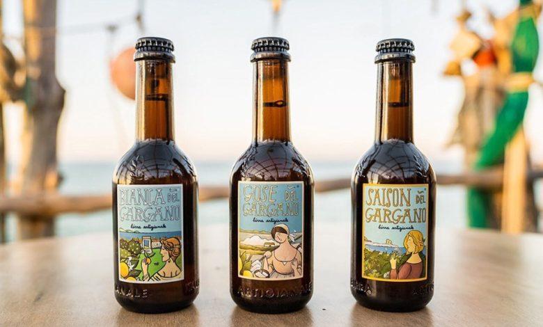 birra della gargano panettone