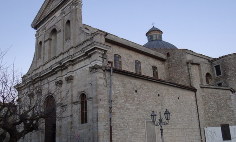 chiesa santissimo salvatore faeto