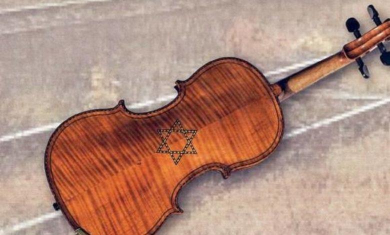 foggia-violino-shoah