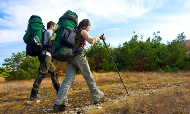 gargano trekking