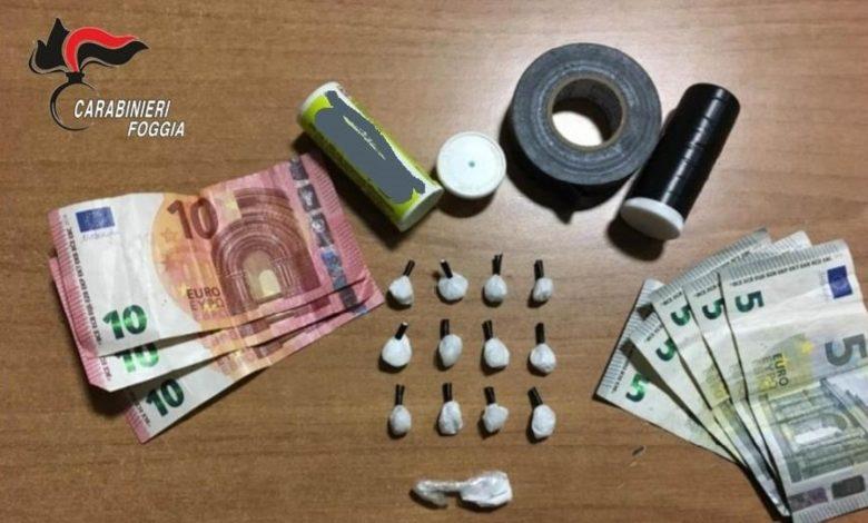 cerignola-droga