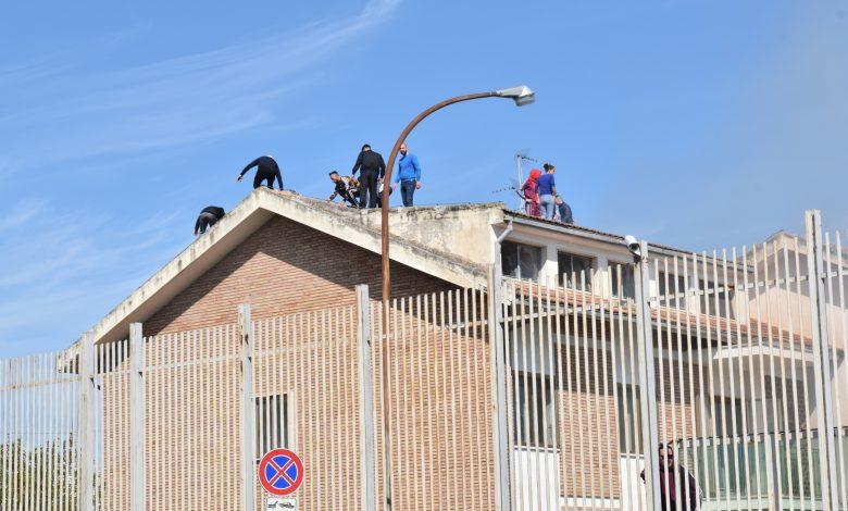 Rivolta al carcere di Foggia