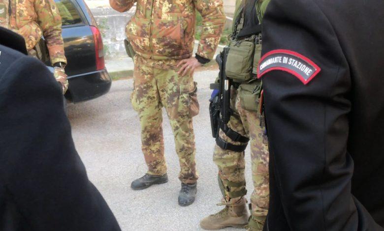 carabinieri foggia