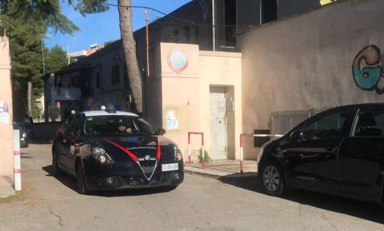 carabinieri foggia ex distretto