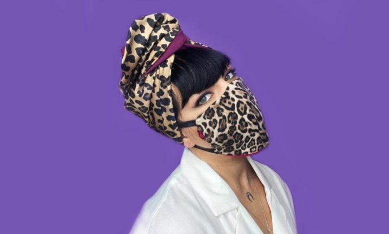 mascherine fashion
