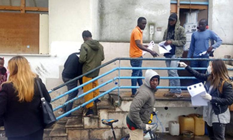 foggia sanificazione ex centrale latte
