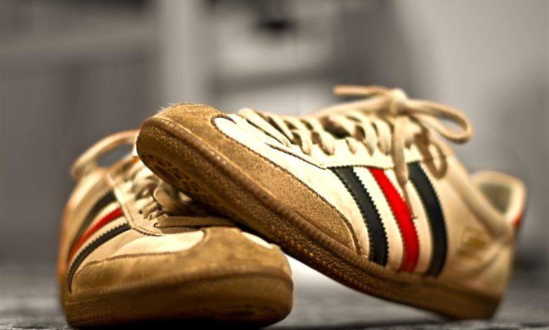 scarpe coronavirus