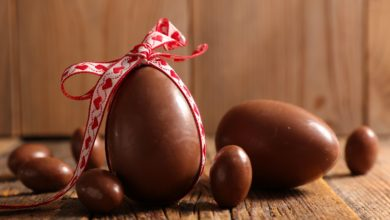 Photo of Uova di Pasqua fatte in casa: ecco come prepararle con un semplice palloncino