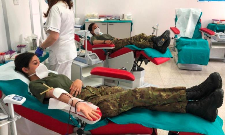 foggia-esercito-dona-sangue