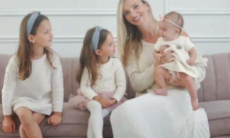 karolina e le sue figlie