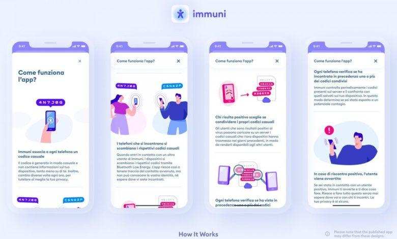 app immuni puglia