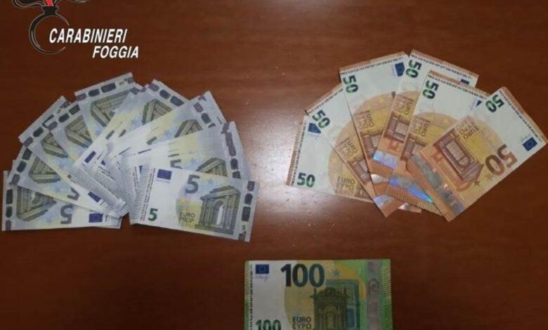 banconote false orta nova