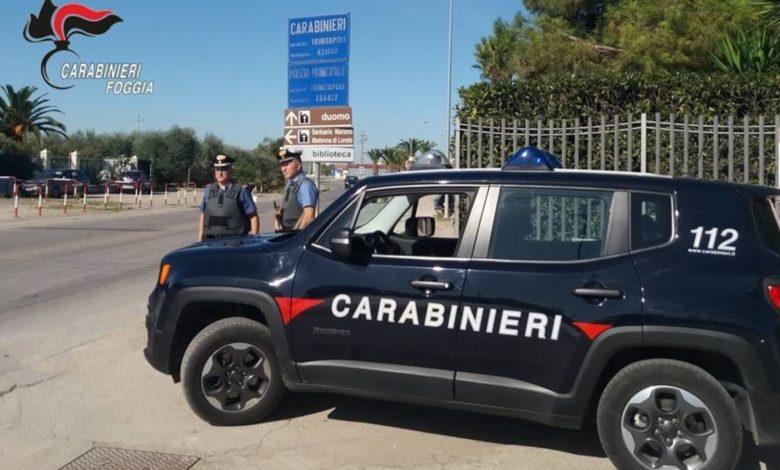 trinitapoli-carabinieri