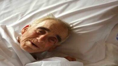 Photo of Nonno Libero diventa a tutti gli effetti cittadino foggiano: un lieto fine per l'anziano clochard