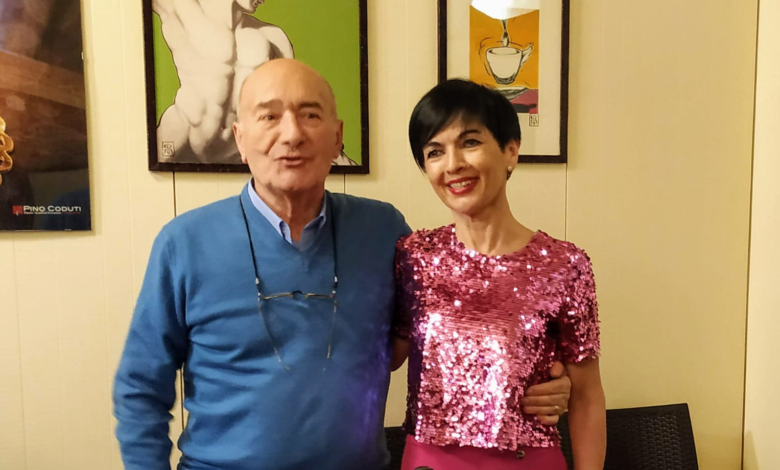 Mario Savino e Angela Polito