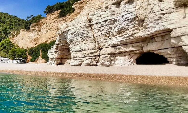 gargano grotta