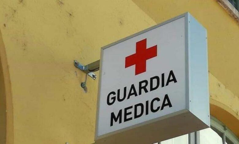 guardia medica turistica foggia