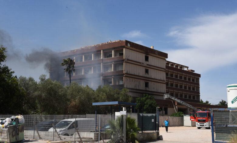incendio hotel president