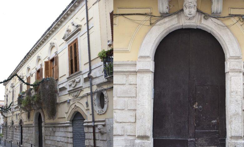 Palazzo De Nisi-Rosati foggia