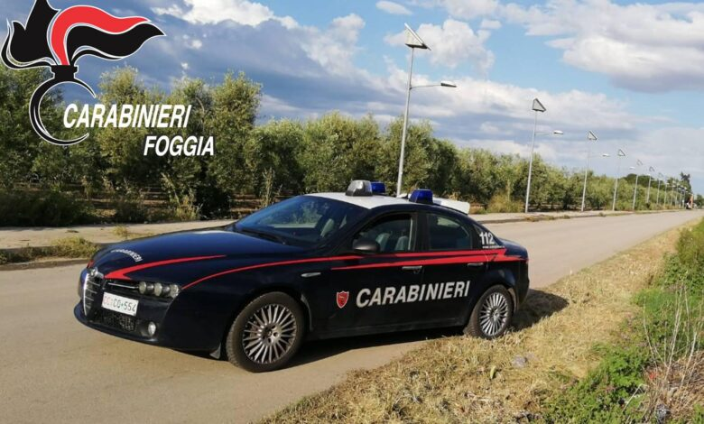Carabinieri Cerignola