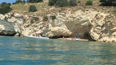 Photo of Spiaggia di Porto Nuovo, a sud di Vieste una piccola e incantevole spiaggetta