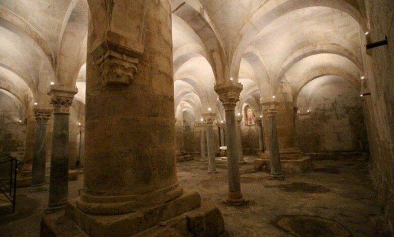 siponto-cripta