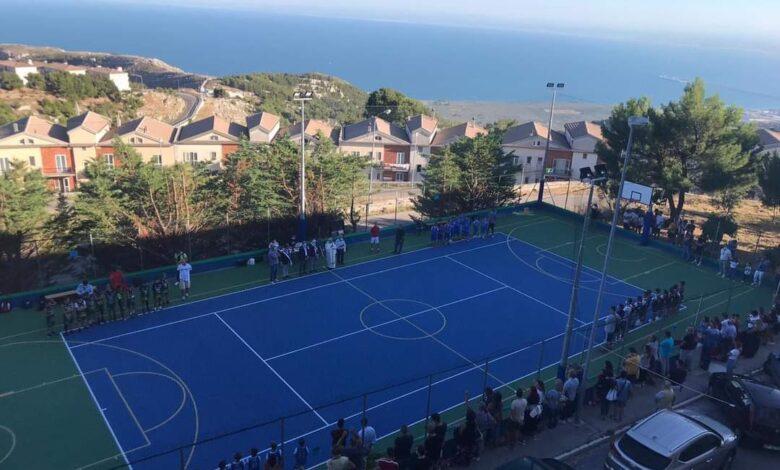 Photo of Monte Sant'Angelo: inaugurato un nuovo campo da Basket