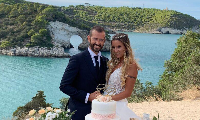 Photo of Il romantico sì di Andrea e Diana: il matrimonio celebrato alla torre di San Felice