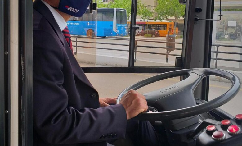 Photo of Foggia, sui bus Ataf si rispettano le regole: mascherine obbligatorie