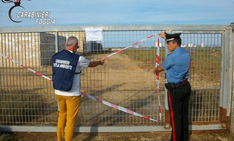 rodi garganico carabinieri