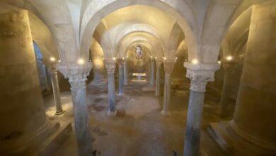 cripta-basilica-siponto