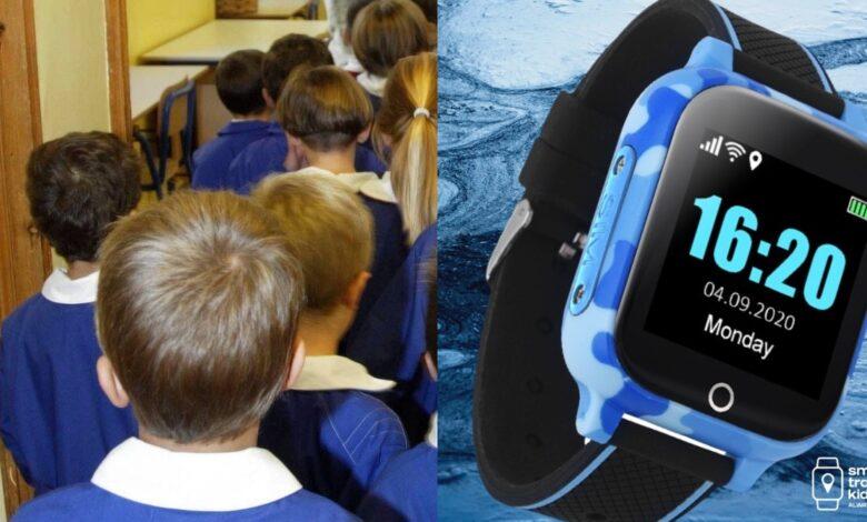scuola ritorno smartwatch