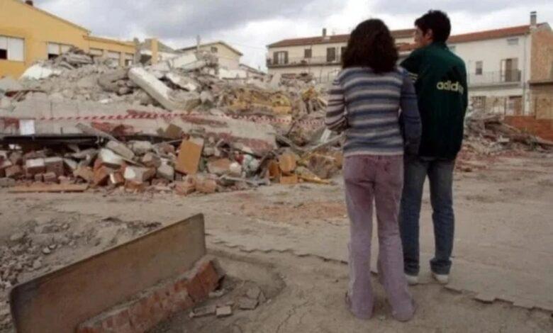 terremoto san giuliano di puglia