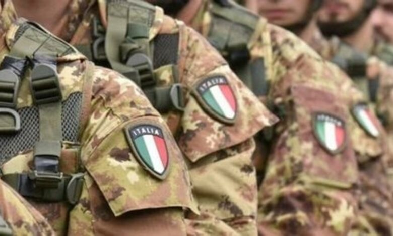 covid ufficiale esercito foggia