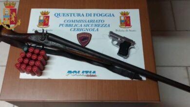 Photo of Attività interforze di controllo a Cerignola: controlli, perquisizioni e arresti