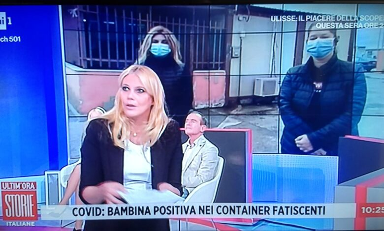 covid container foggia