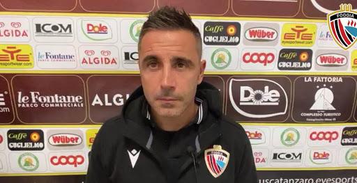 """Photo of Foggia calcio, Marchionni: """"Non dobbiamo accontentarci, Catanzaro grande squadra"""""""