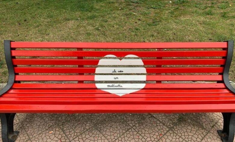 panchina rossa foggia